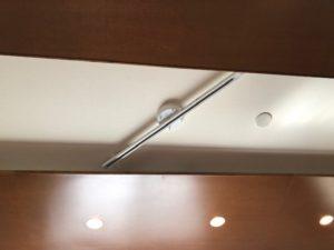 愛知県みよし市の住宅にてフロスフリスビー取付電気工事