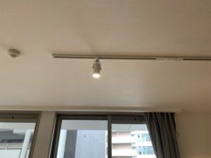 名古屋市緑区のマンションにてペンダントライトのコード長調整及び取付電気工事